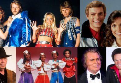 Boney M și ABBA cele mai mari trupe ale anilor `80