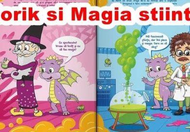 Horik si Magia stiintei – Desene animate