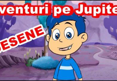 Aventuri pe Jupiter – desene animate pentru copii – for kids