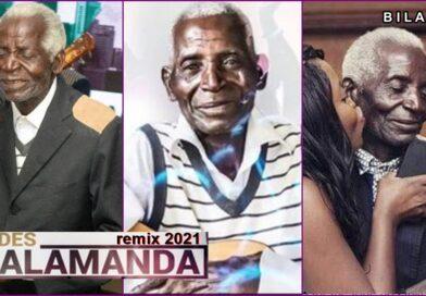Linny Hoo 2021 – ReMiX © Giddes Chalamanda 91 years! African Rhythms Grandpa – 2021!